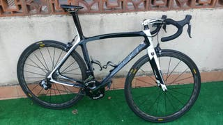 Bicicleta carretera CKT ultegra electronico