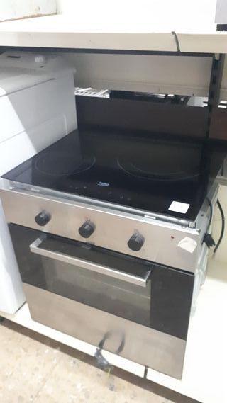 conjunto horno y vitro independiente