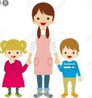 Cuidar niños y niñas