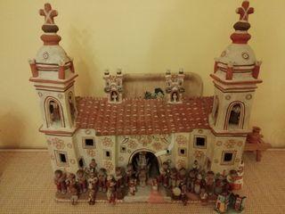 Iglesia arcilla