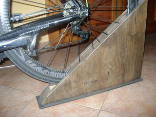 Soporte-expositor bicicleta carretera