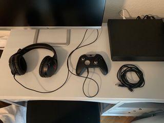 Xbox One X (Ver descripción)