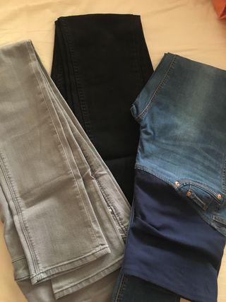 ab972f2d3 Pantalones Premama de segunda mano en la provincia de Málaga en WALLAPOP