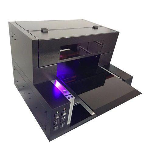 Impresora plana UV A3 con DX7