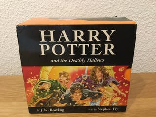Harry Potter and the Deathly Hallows. Audio CDs.