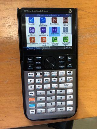 HP PRIME. Calculadora cientifica.