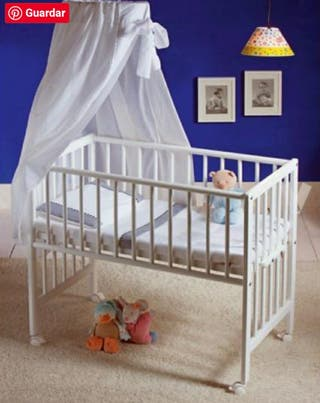 Minicuna haya blanca Prenatal