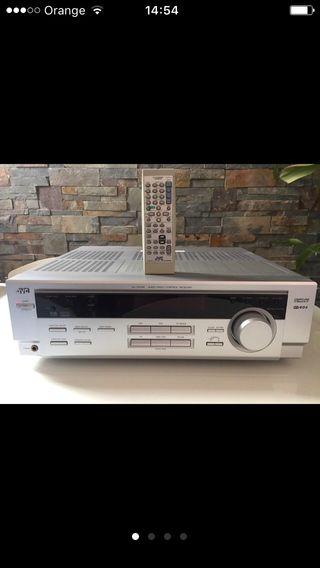 Amplificador y Home Cinema JVC