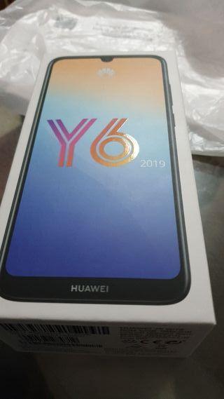 Huawei Y6 2019 nuevo no usado