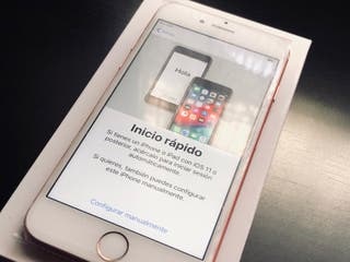 iPhone 7 Rosa Como Nuevo