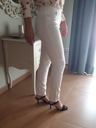 Pantalón vaquero Lacoste mujer