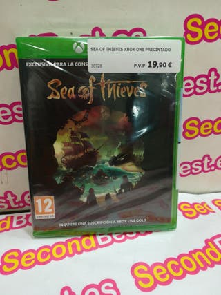 Sea of thieves xbox one precintaf