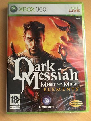 Dark Messiah Xbox 360