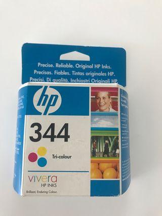 Cartucho Tricolor impresora HP