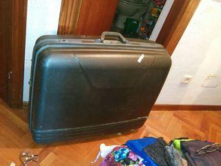 maleta fibra grande 32kilos