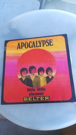 Antiguo vinilo de Apocalypse