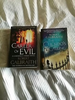 2 novelas en inglés