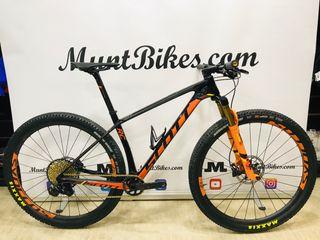 Bicicleta BTT Scott Scale RC SL 29 talla M