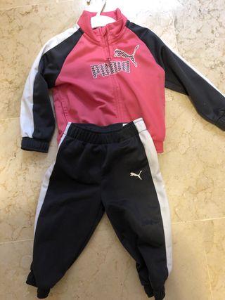 28320605e Chandal de bebé de segunda mano en Valencia en WALLAPOP