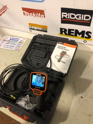 Ridgig cámara inspección ca-150 nueva