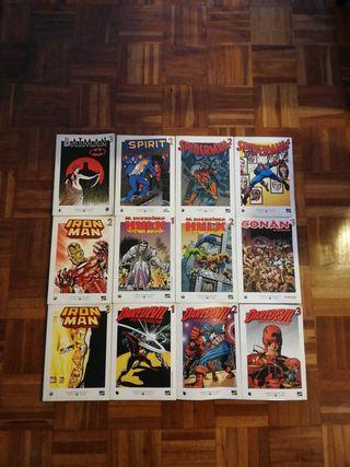 Vendo 22 cómics.
