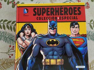 Comics. Superhéroes colección especial