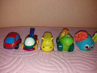 Lote juguetes bebé de 6 meses- 2 años
