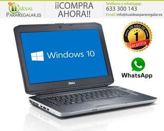 Portátil Dell E5430 i5, 8gb, Cam, usb3,0, Windows