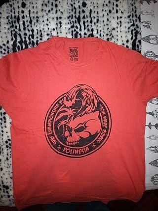 Camiseta SURF POLINESIA