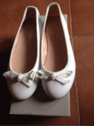Bailarina Blanco Bass10 N 30