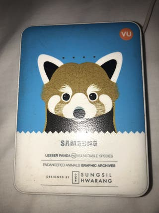 Batería portátil Samsung edición especial