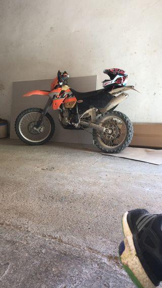 KTM 400 EXC