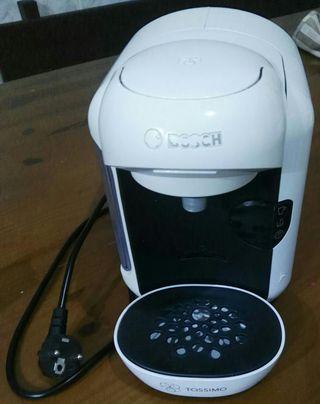 Se vende cafetera de cápsulas Tassimo de Bosch