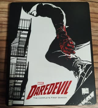 Steelbook DAREDEVIL Blu-ray