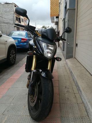 Moto Honda Hornet CBF600