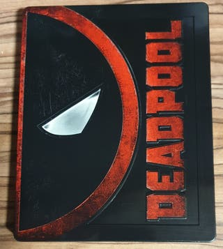 Steelbook DEADPOOL Blu-ray