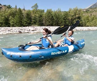 Kayak hinchable Sevylor Rivera
