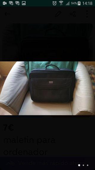 maletín ordenador
