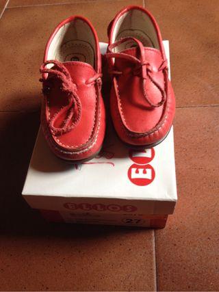 Zapatos Ellos N 27