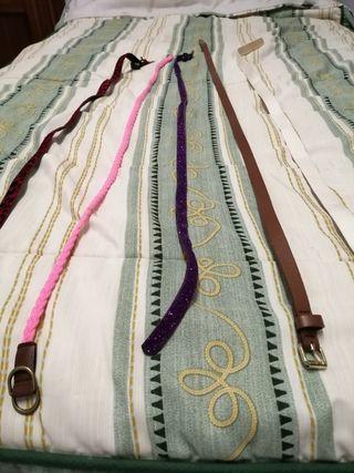 5 cinturones