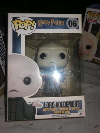 FUNKO HARRY POTTER 06 LORD VOLDEMORT