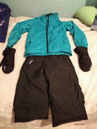 e69a96f2c Ropa de esquí niños de segunda mano en WALLAPOP