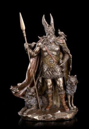 Figura de Odín