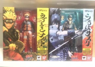 Figuarts Naruto Sasuke Bandai myth marvel