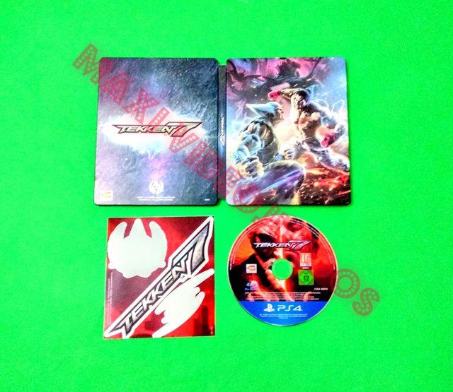 Tekken 7 con Steelbook / PS4
