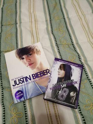 Libro y película Justin Bieber