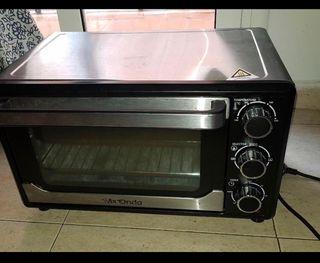 Horno/ oven