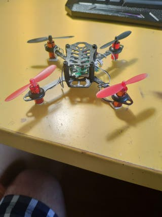 Dron 8mm brushed