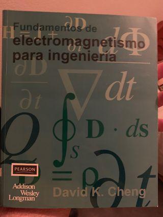 Fundamentos de electromagnetismo para ingenieria