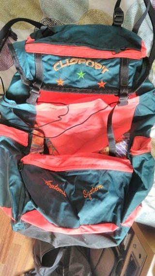 Macuto mochila de montaña
